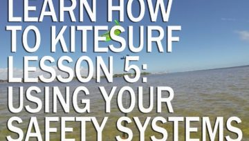 Lesson 5: How To Depower Your Kite