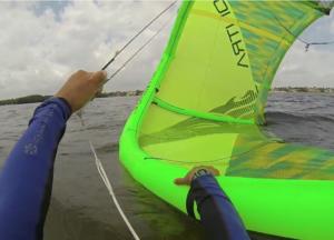 Kite Self-Rescue