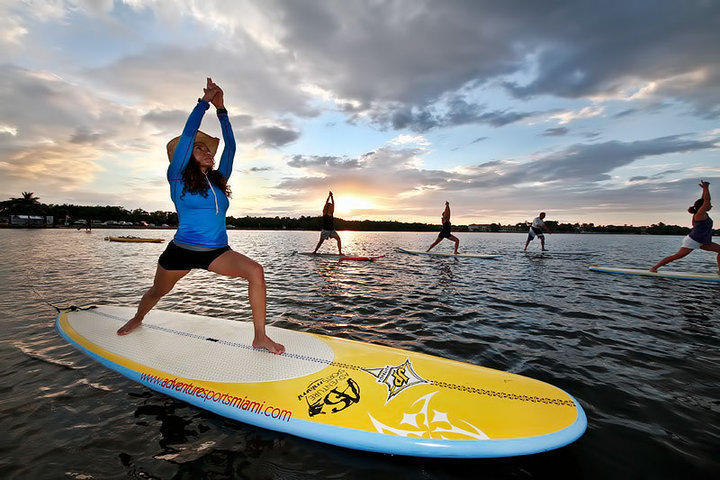 miami Yoga-Paddleboard matheson
