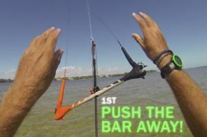 Depowering Your Kite