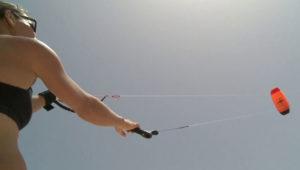 Is Kitessurfing Hard or easy? 7 tips trainer kite