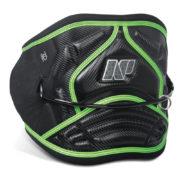 NP 3D Kite Harness green:black