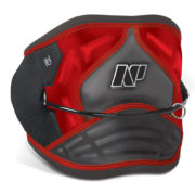 NP 3D kite harness red:black