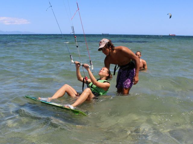 Picture of Learn How To Kitesurf School